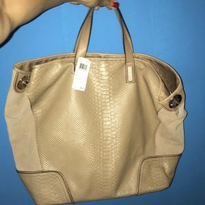 New with tags, Coach Tote.